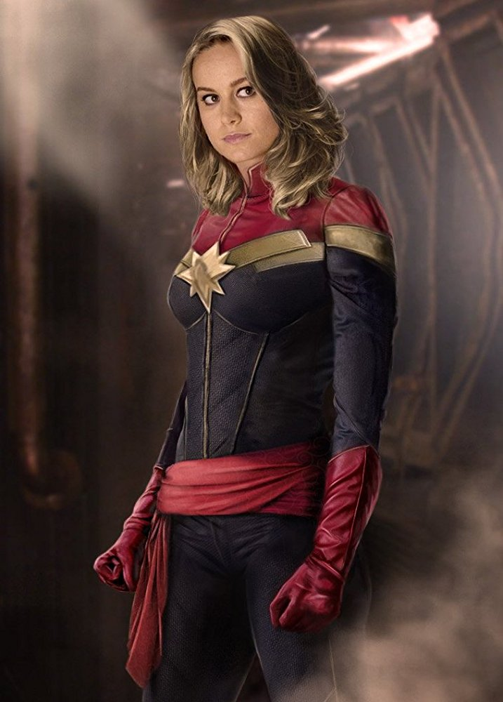 brie larson captain marvel 1