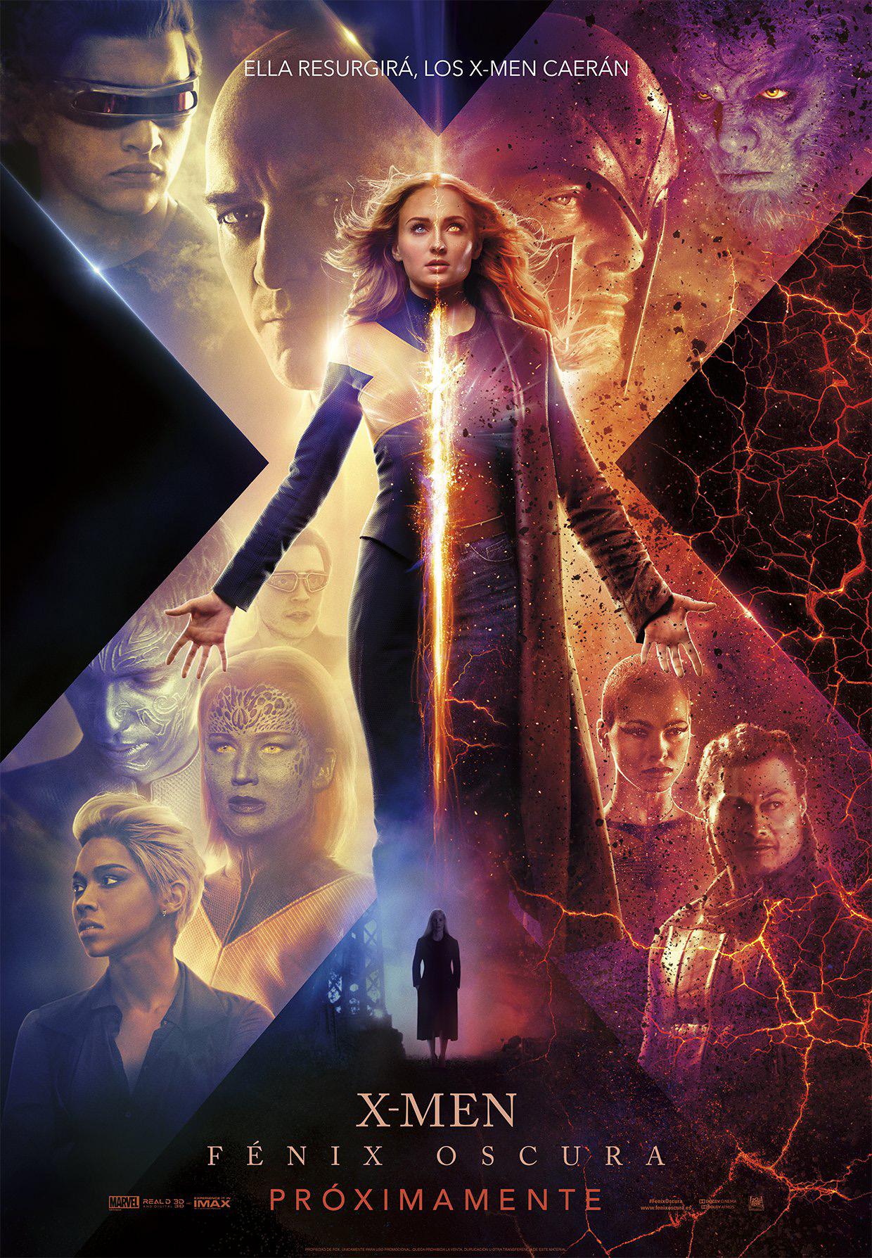 XMen Fenix Oscura_Poster