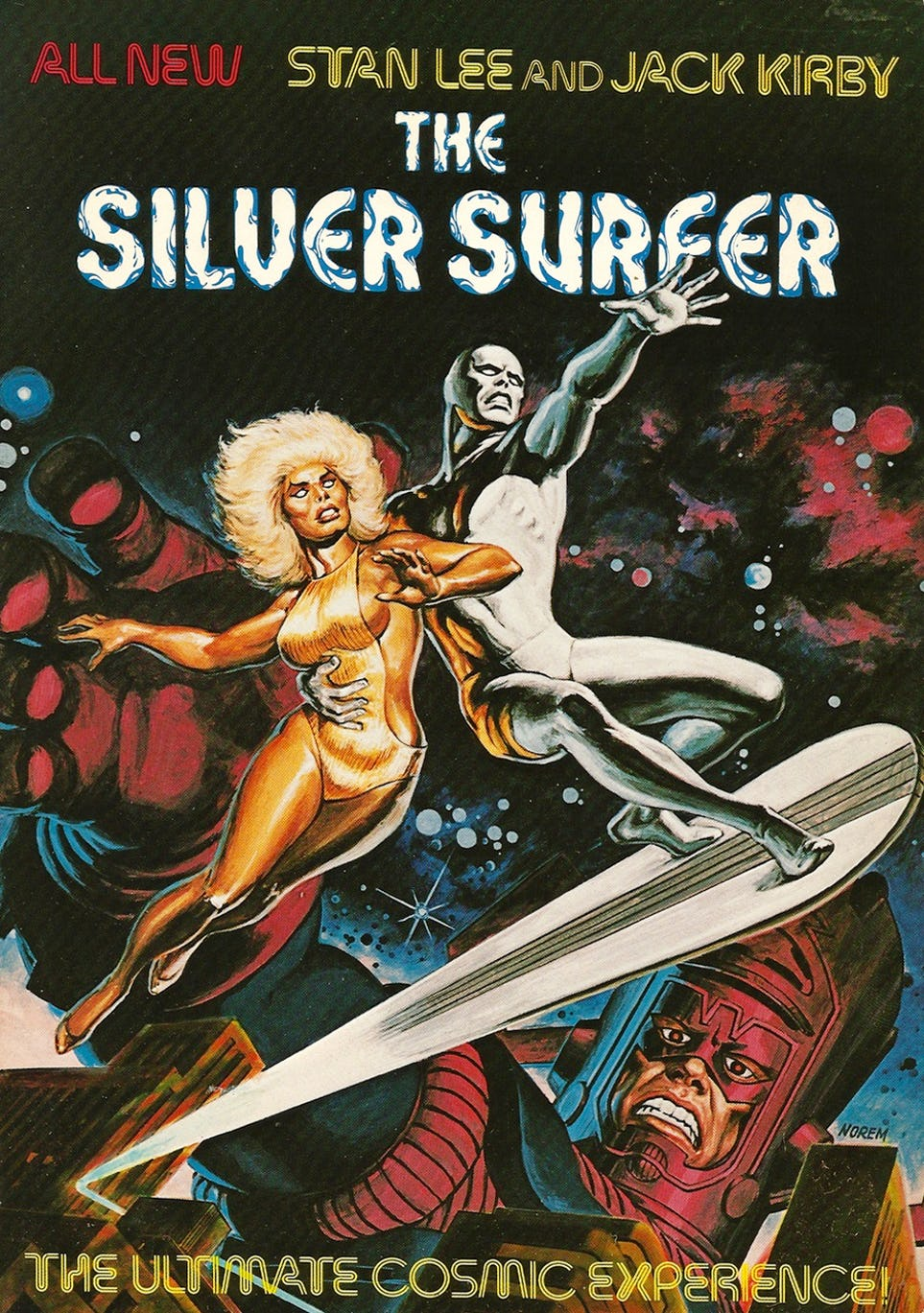silver-surfer-lee-kirby