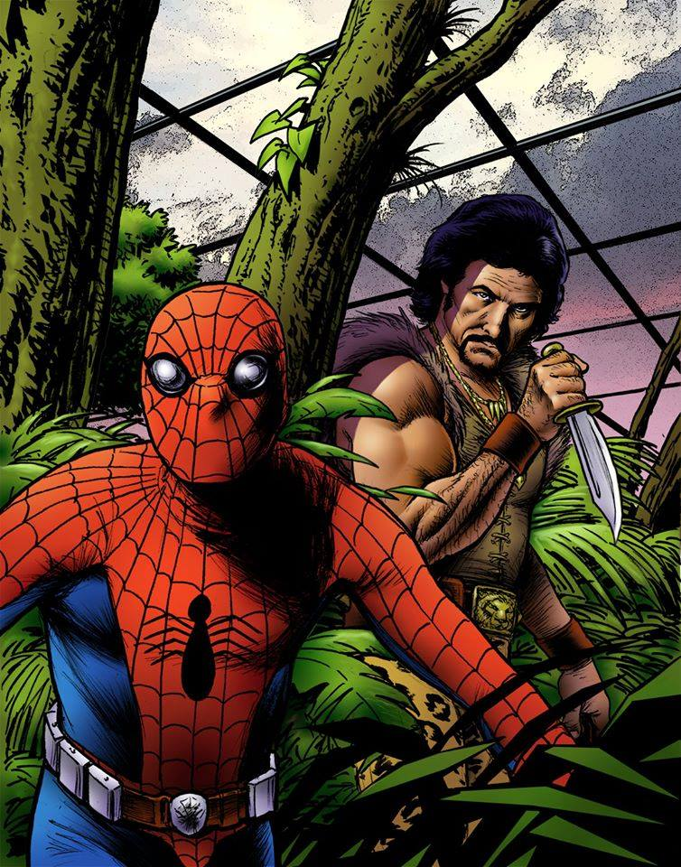 04 -What If William Smith played Kraven the Hunter!
