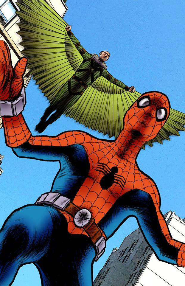 09 -What If Len Lesser played The Vulture!