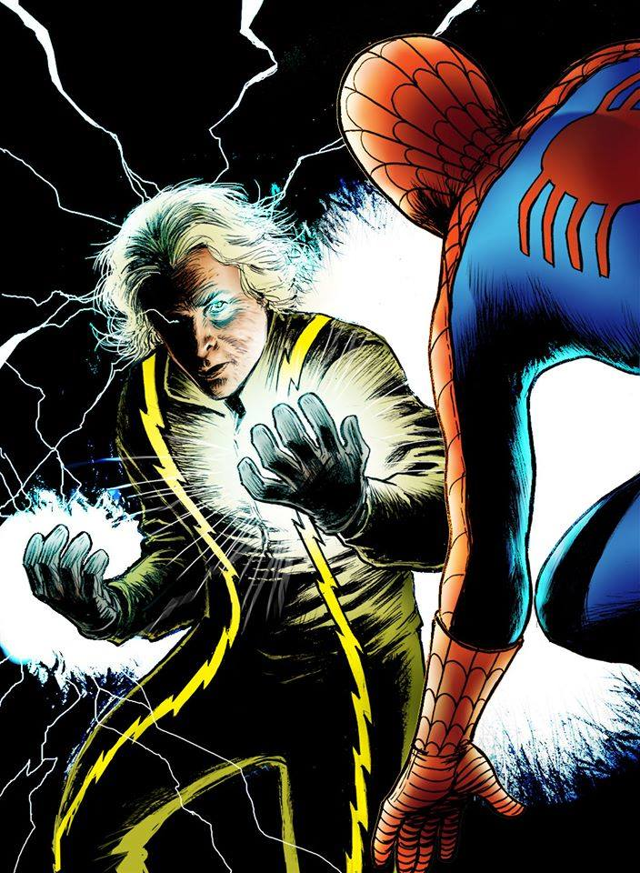 20 - What if Richard Lynch was Electro!
